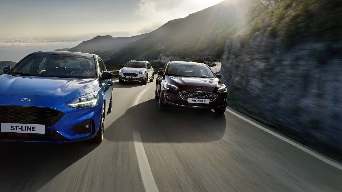 Xe Ford Focus 2019 mới 5