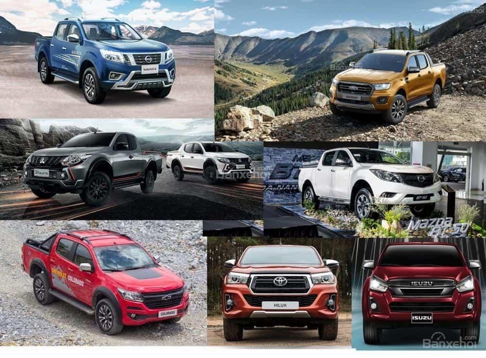 Mua xe bán tải 2019 sẽ tăng thuế trước bạ từ 2 lên 6%, dân tranh thủ mua xe sớm 4