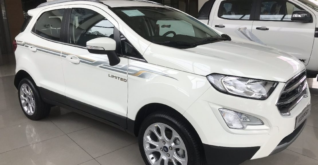 Xe Ford Ecosport 2019 2