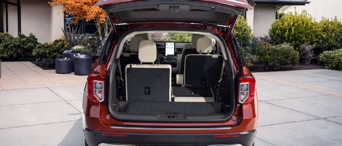 Xe Ford Explorer 2021, Ford 7 chỗ Explorer nhập Mỹ về Việt Nam giá bao nhiêu ? 22