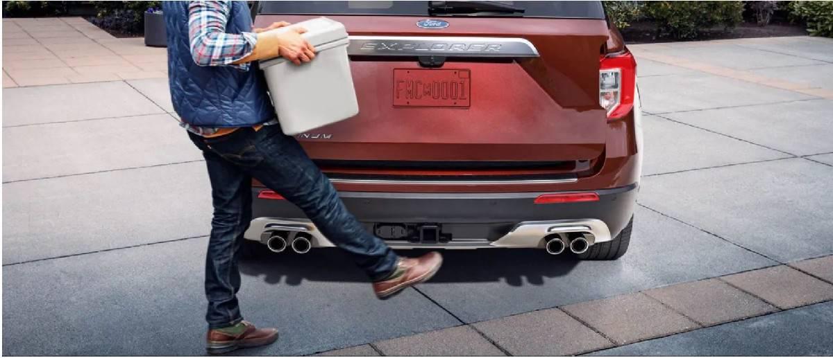 Xe Ford Explorer 2021, Ford 7 chỗ Explorer nhập Mỹ về Việt Nam giá bao nhiêu ? 24