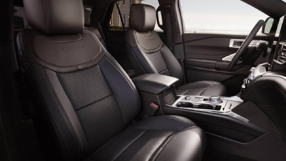 Xe Ford Explorer 2021, Ford 7 chỗ Explorer nhập Mỹ về Việt Nam giá bao nhiêu ? 15