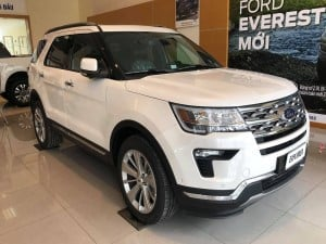 xe ford explorer 2019