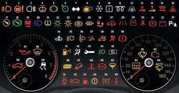 Đèn Cảnh Báo trên Taplo cần số xe Ford có ý nghĩa và nguy hiểm không ? 6