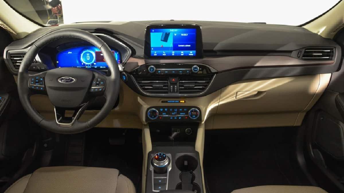 Xe Ford Escape 2020 8