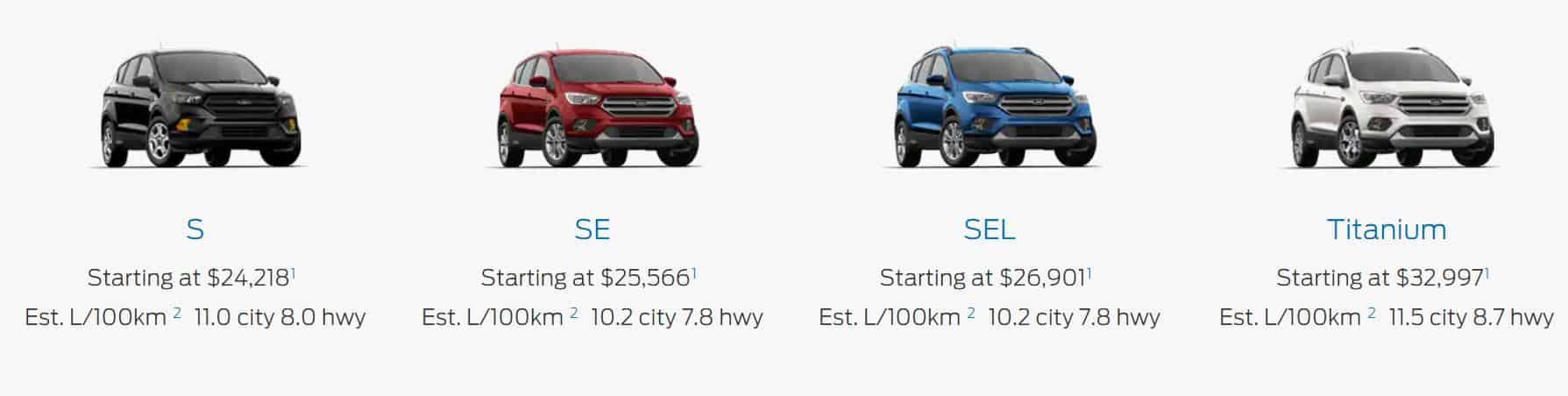 Xe Ford Escape 2020 13