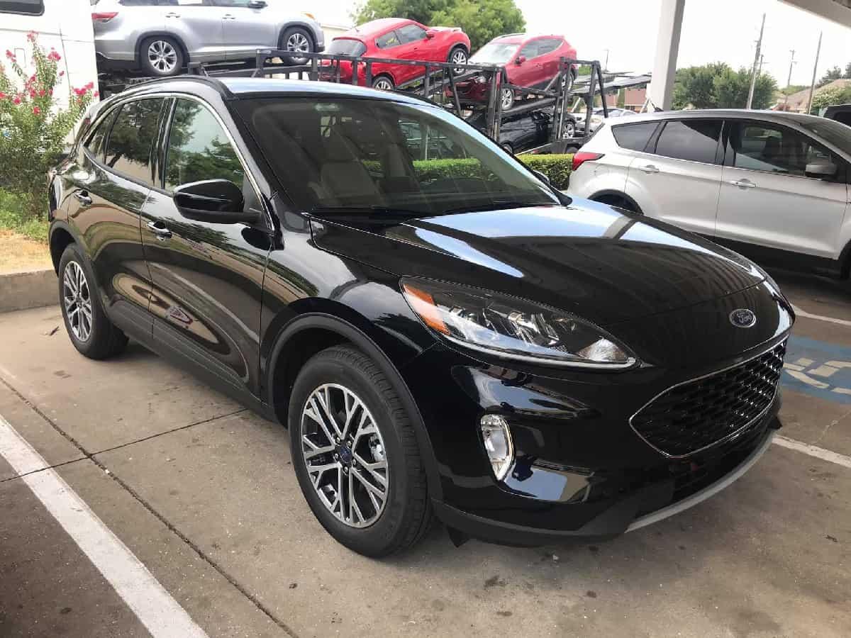 Xe Ford Escape 2020 3