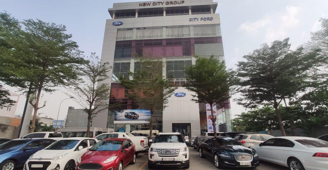 City Ford Bình Triệu - Đại lý xe ô tô Ford lớn nhất TP hồ chí minh 10