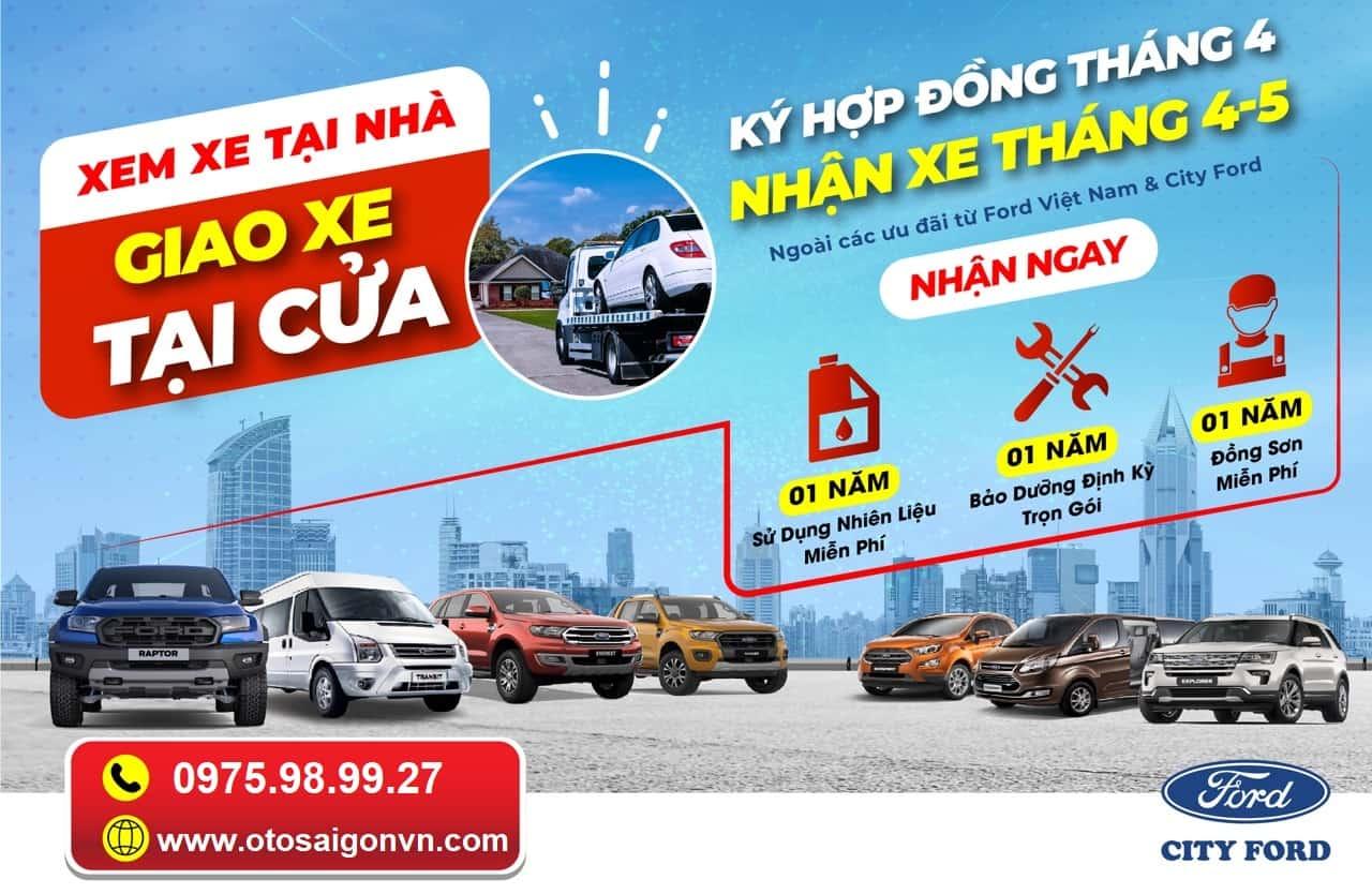 City Ford Bình Triệu - Đại lý xe ô tô Ford lớn nhất TP hồ chí minh 27