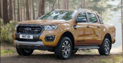 Xe Ford Ranger 2020 bán tải 8