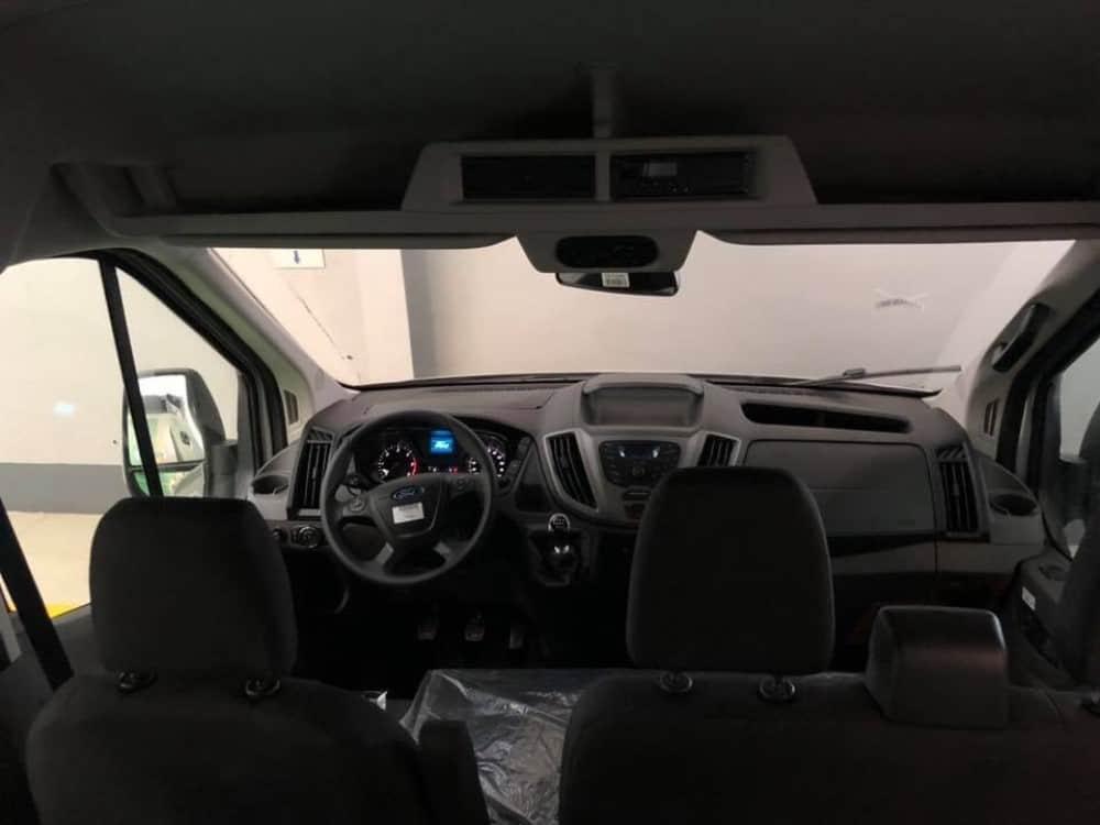 noi that xe ford transit 2020 16 cho 2