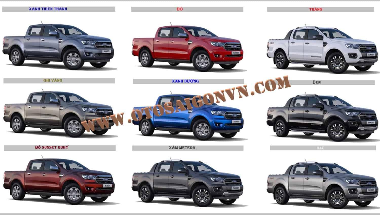 Ford Ranger XLS 2.2L 4x2 AT 2021 1 cầu số tự động mới giao ngay. 29