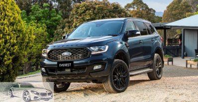 Ford Everest 2020 5