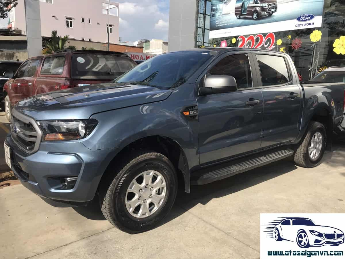 ford ranger 1 cau so tu dong 2020 xls 4x2 at 4