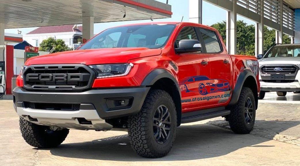 Ford Ranger Raptor 2020: Giá lăn bánh Raptor 2020 khuyến mãi (T11/2020) 3