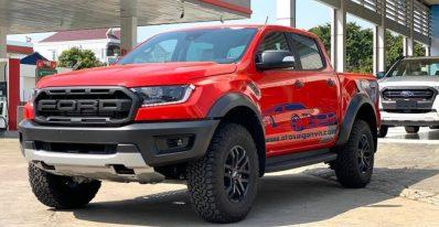 Ford Ranger Raptor 2020: Giá lăn bánh Raptor 2020 khuyến mãi (T11/2020) 8