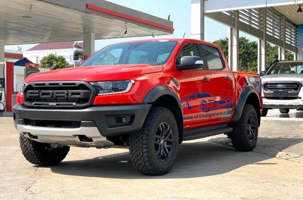 xe ford ranger raptor 2020 gia 11