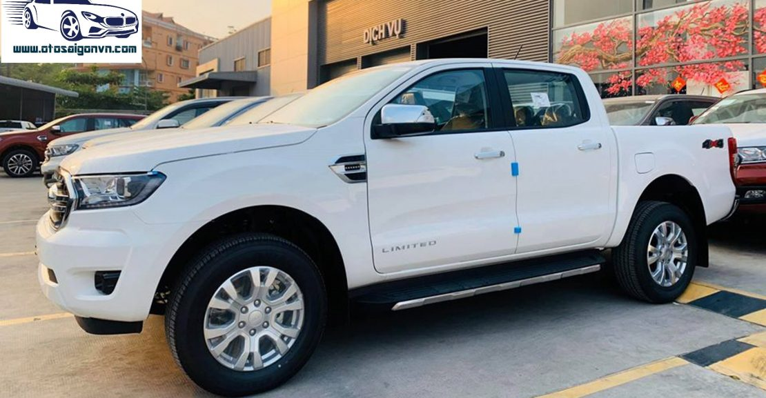 Ford Ranger XLT 4x4 AT Limited 3