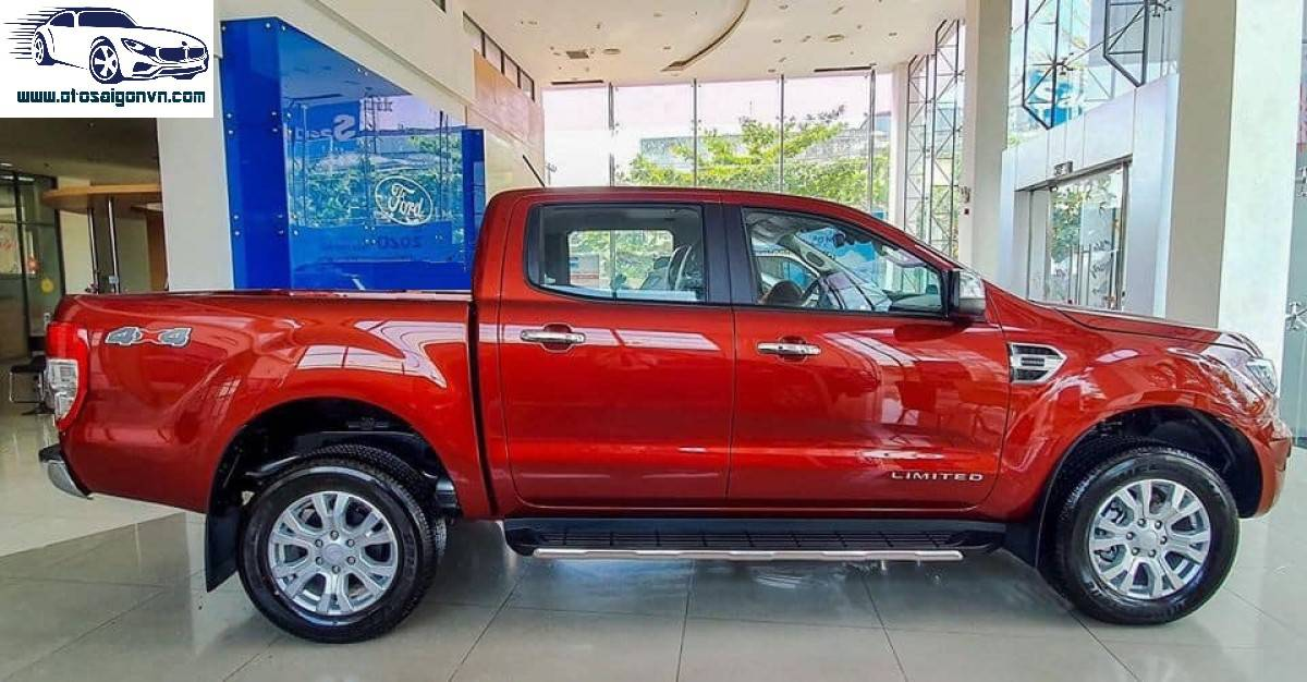 xe ford ranger xlt limited 2 cau so tu dong mau do 1