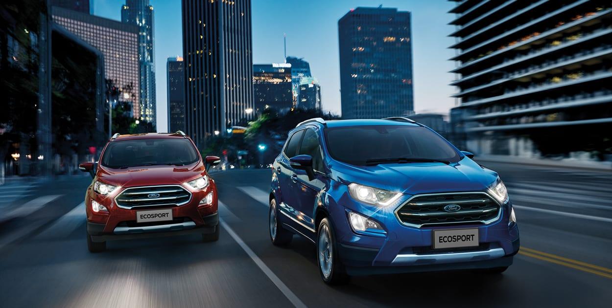 Xe Ford Ecosport 5 chỗ 2021 giá tốt nhất 6