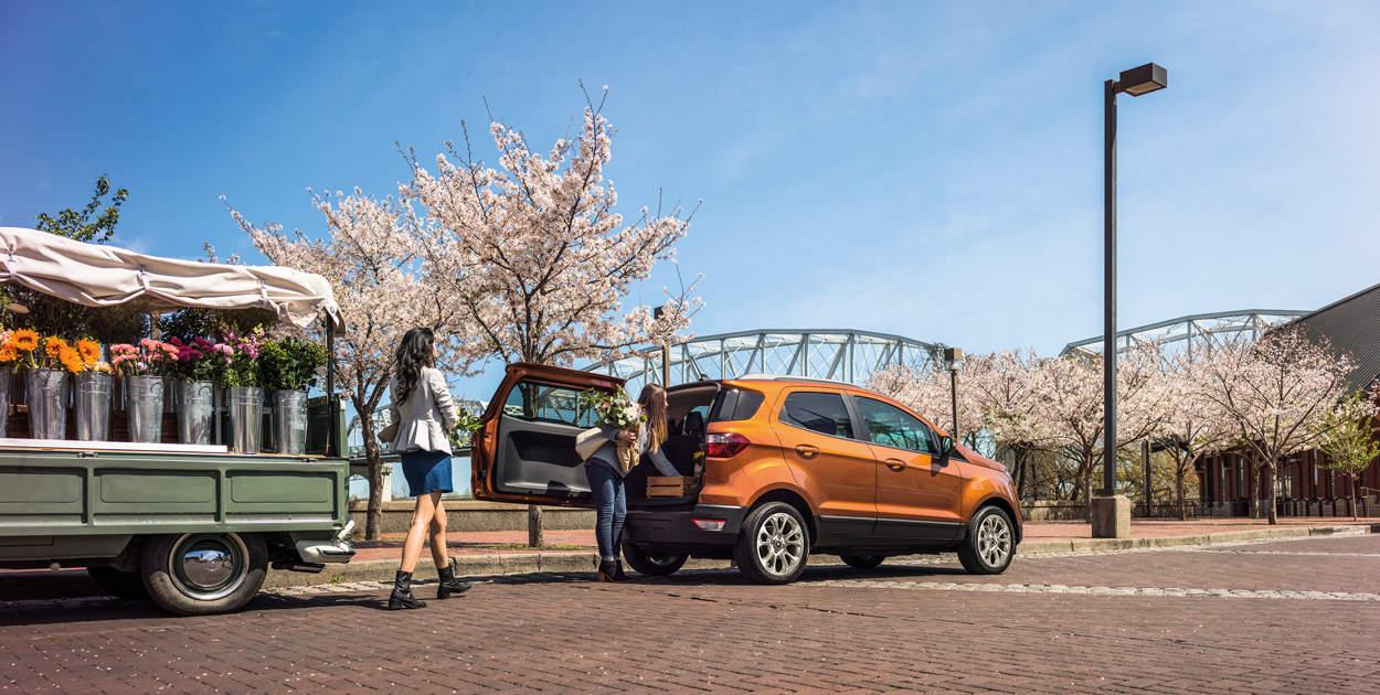 Xe Ford Ecosport 5 chỗ 2021 giá tốt nhất 7