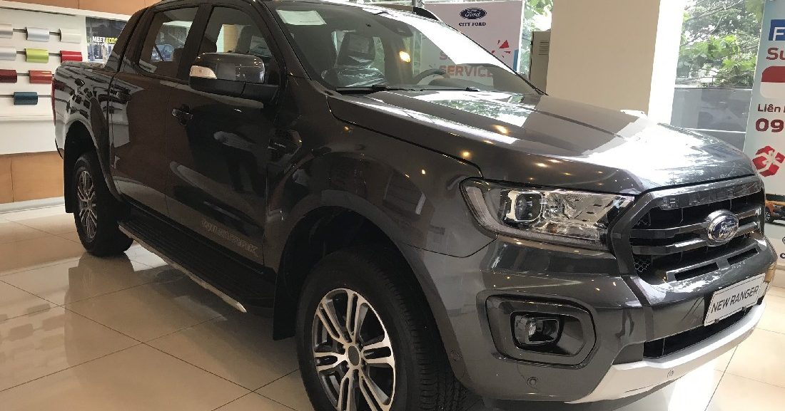 Xe Ford Ranger Wildtrack 2.0L 4x4 AT 2 cầu 21