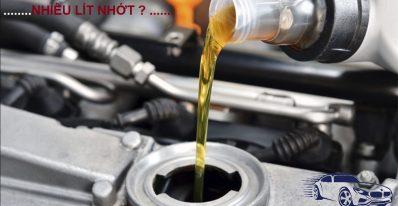 Ford Ranger thay hết bao nhiêu lít dầu nhớt loại nào tốt nhất ? 4