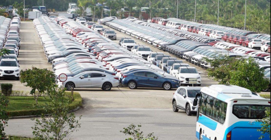 Xe ô tô lắp ráp được giảm 50% thuế trước bạ hết năm 2020 2