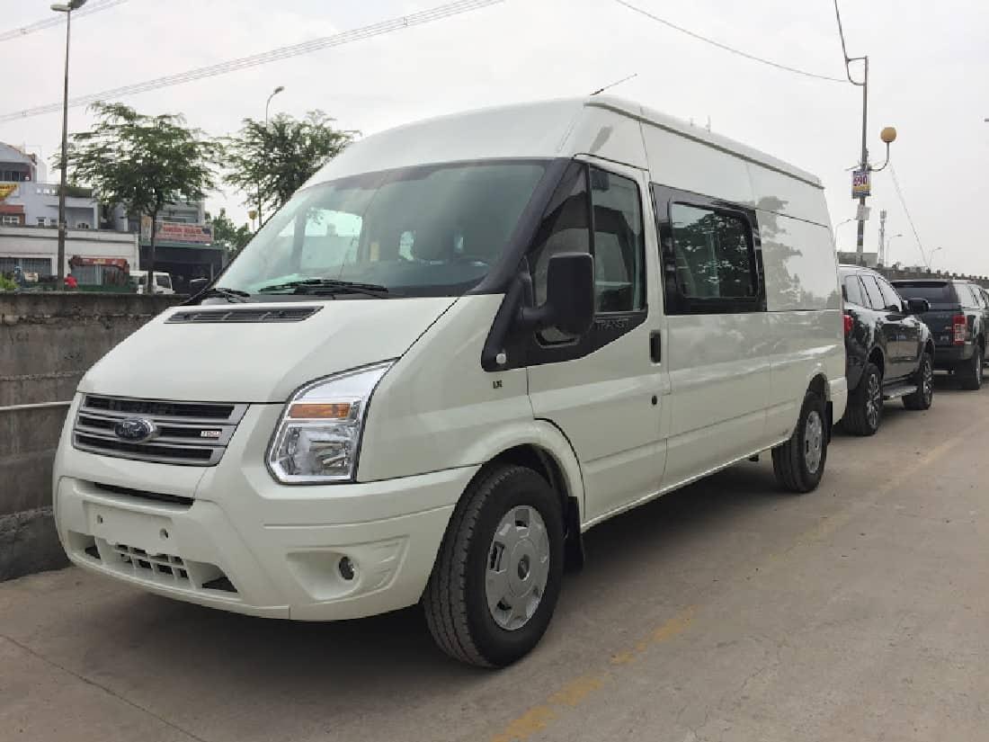 ford transit 3 cho 5 cho 6 cho cai tao ban tai51