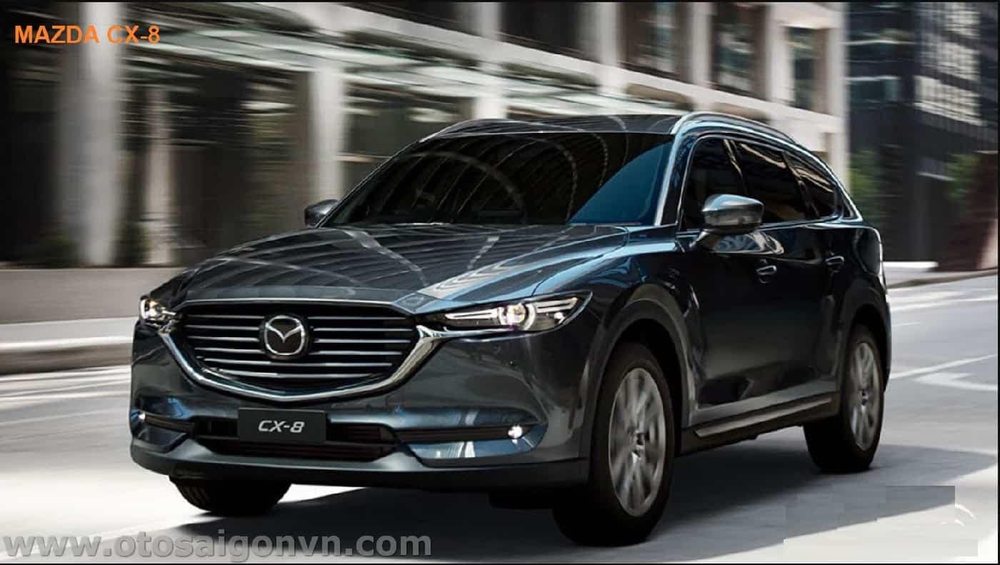 Mazda CX 8 2020