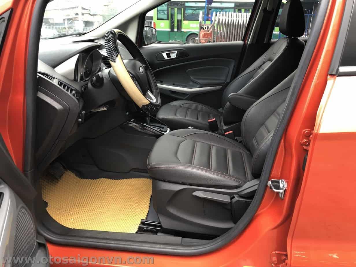 Bán xe Ford Ecosport cũ 2017 qua sử dụng 7