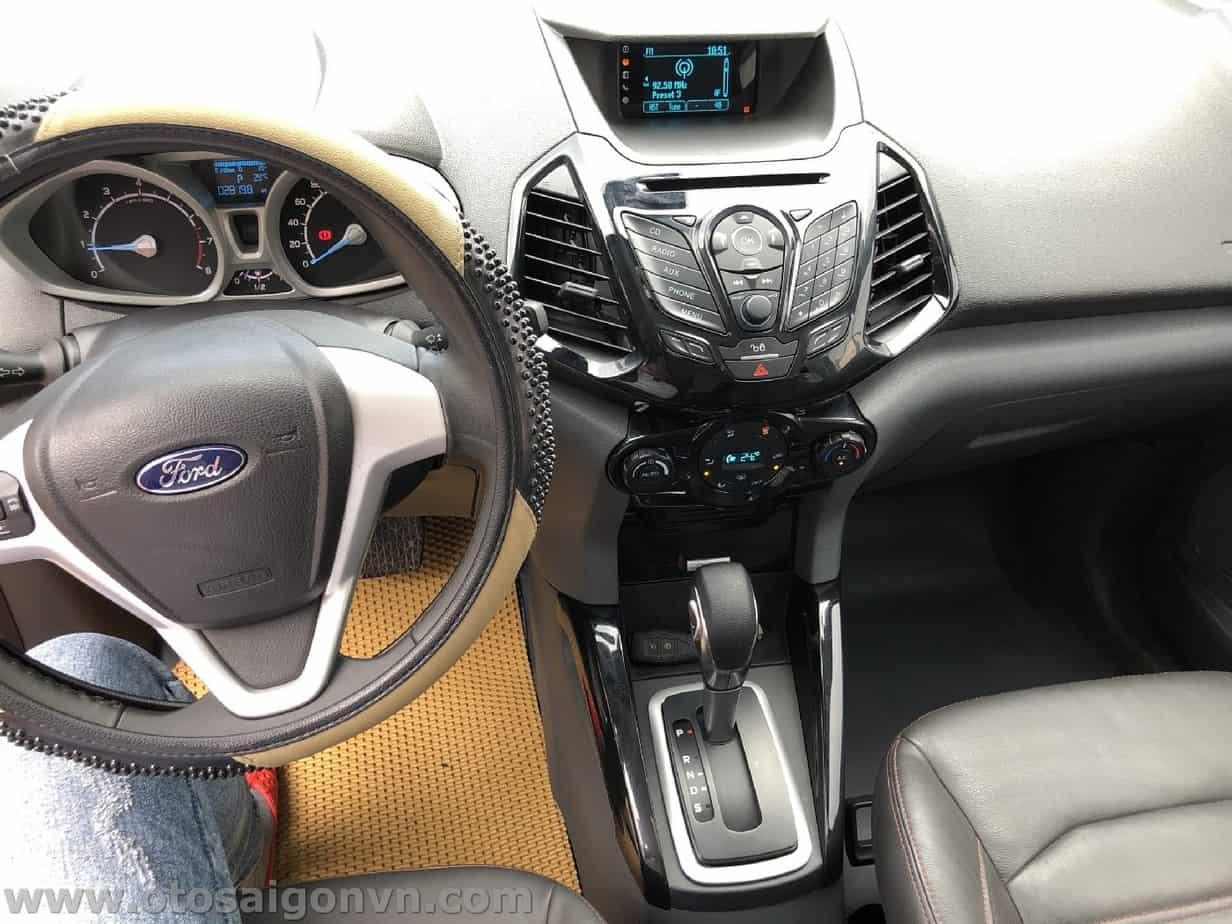 Bán xe Ford Ecosport cũ 2017 qua sử dụng 5