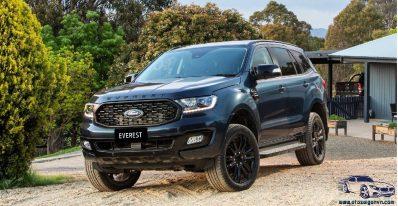 Ford Everest thay nhớt bao nhiêu lít, Đi có tốn xăng nhiên liệu không ? 2