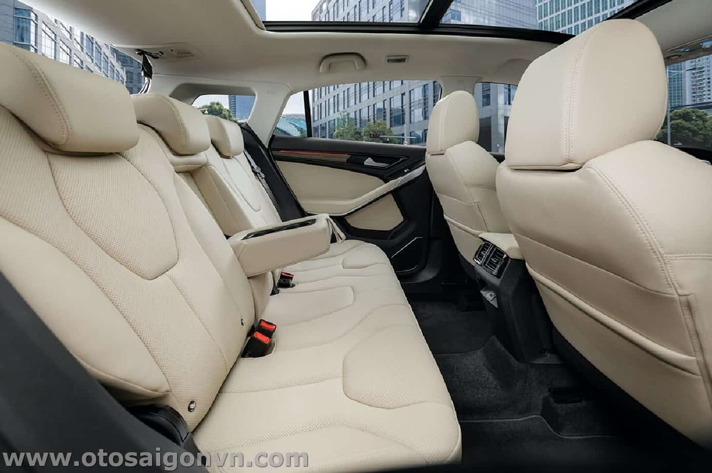 Xe Ford Territory 2021, Ford 5 chỗ Territory mới nhập giá bao nhiêu ? 13