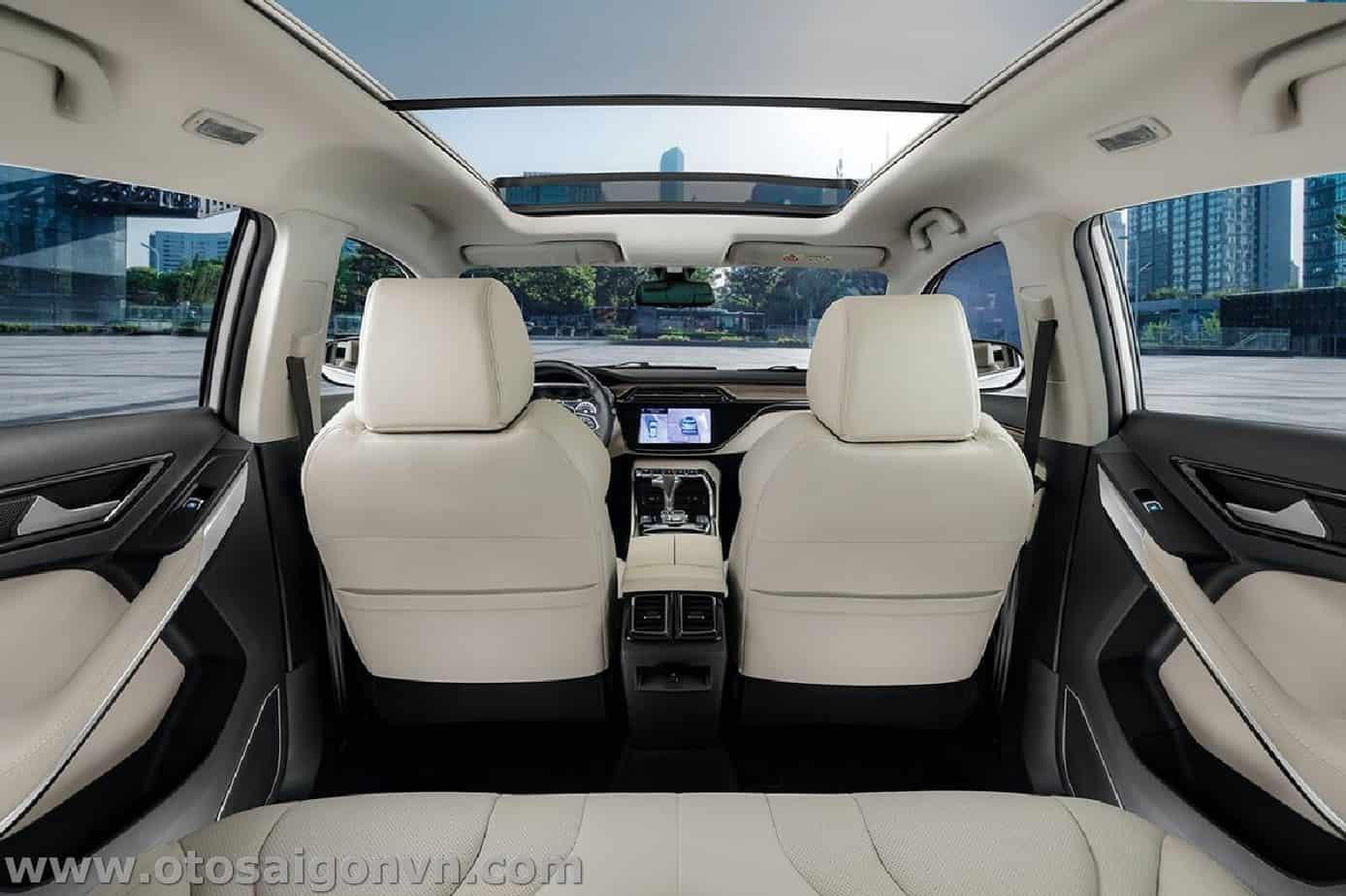 Xe Ford Territory 2021, Ford 5 chỗ Territory mới nhập giá bao nhiêu ? 12