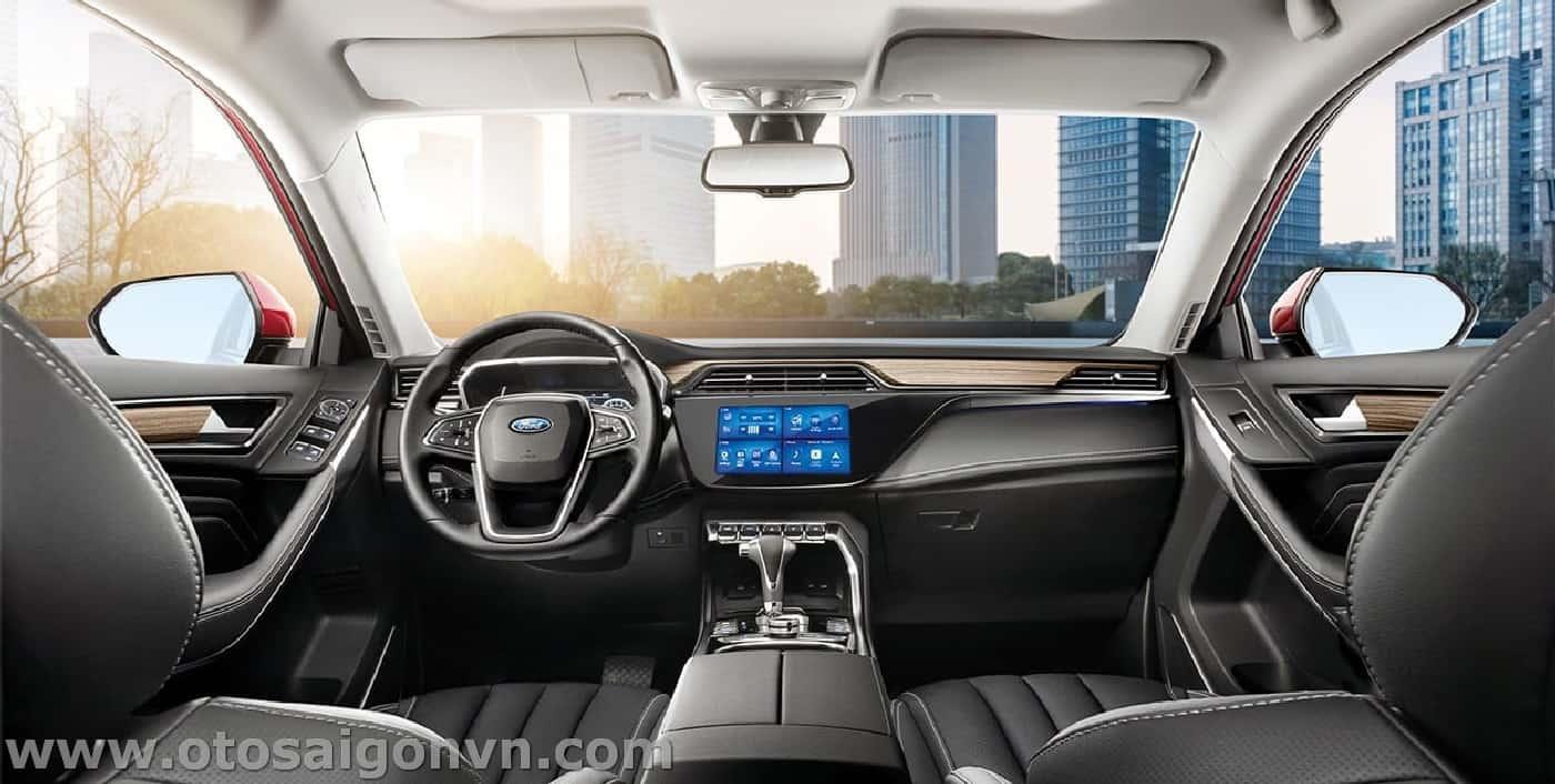 Xe Ford Territory 2021, Ford 5 chỗ Territory mới nhập giá bao nhiêu ? 9