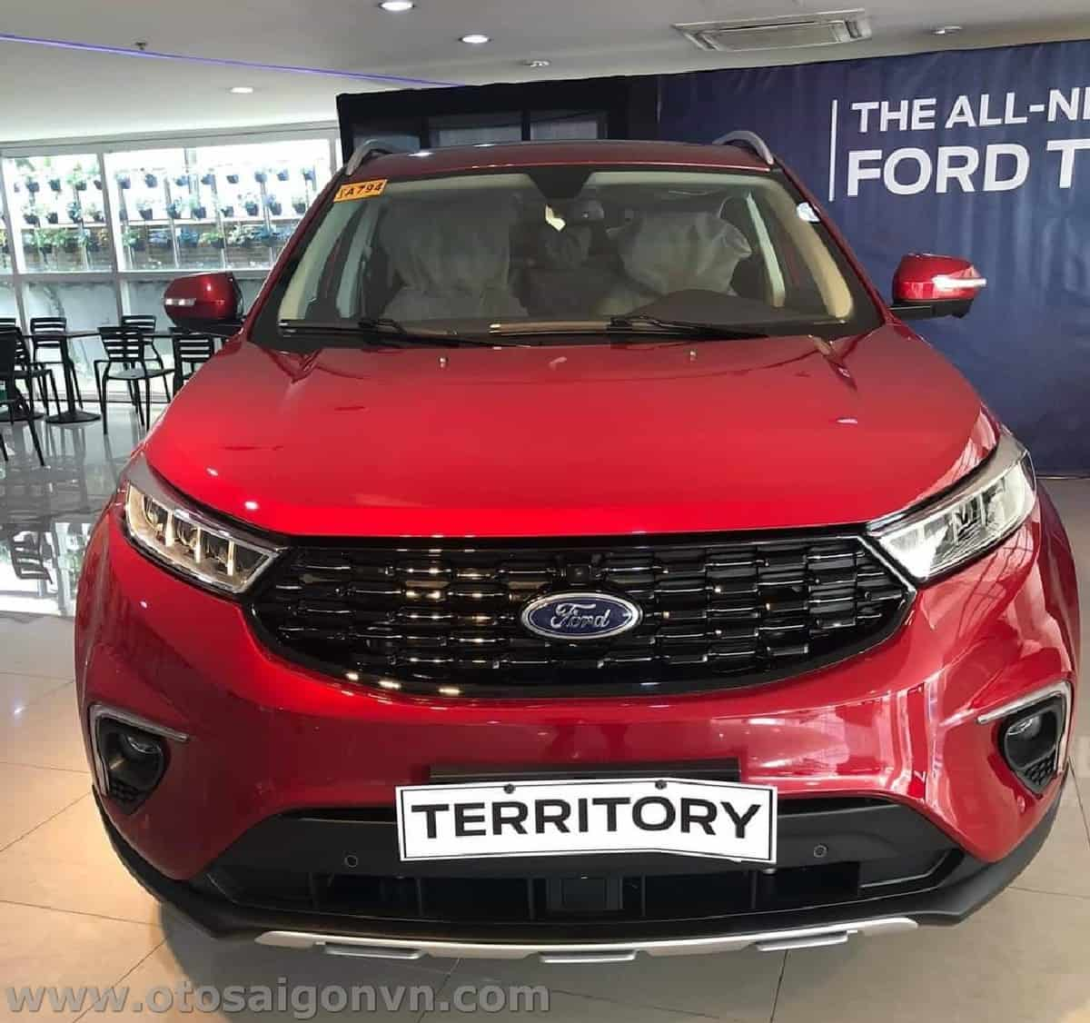 xe ford Territory 2020 6121