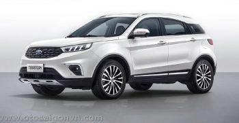 Xe Ford Territory 2021, Ford 5 chỗ Territory mới nhập giá bao nhiêu ? 3