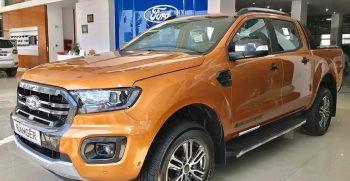 Ford Ranger 2020, Giá bán tải Ranger 2020 mới nhất 6 phiên bản 1