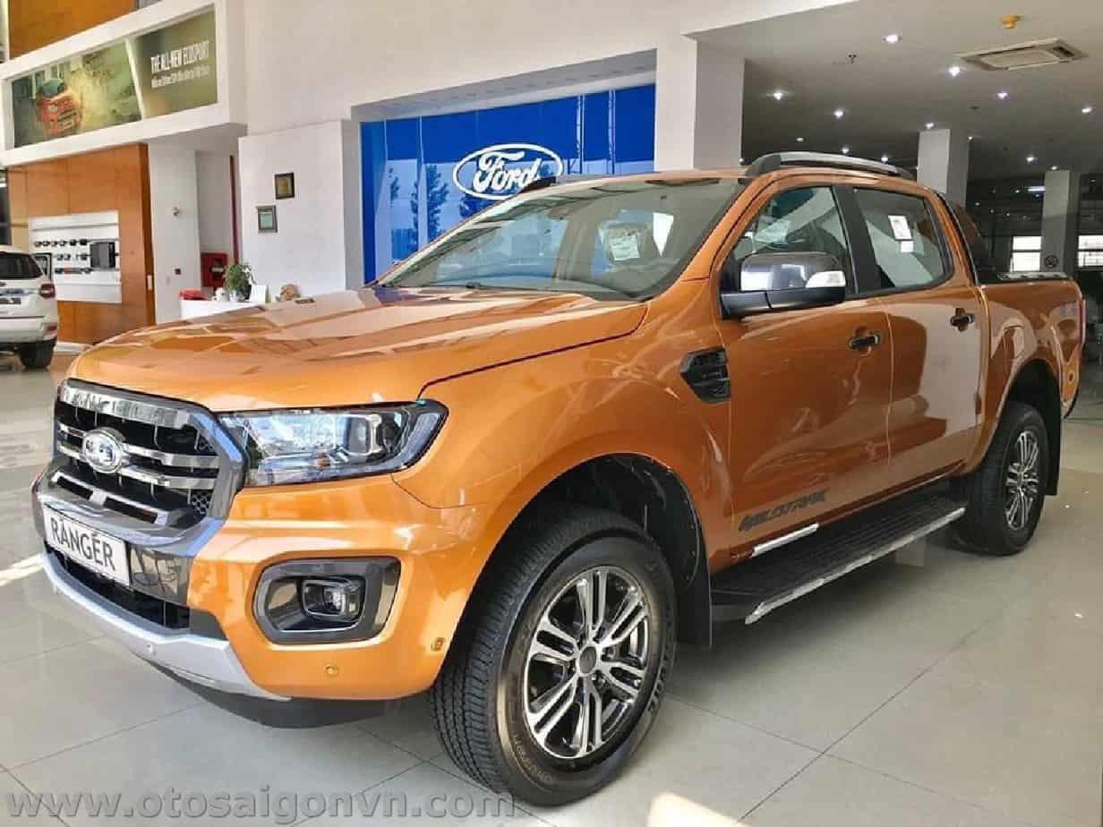 Ford Ranger 2020, Giá bán tải Ranger 2020 mới nhất 6 phiên bản 5
