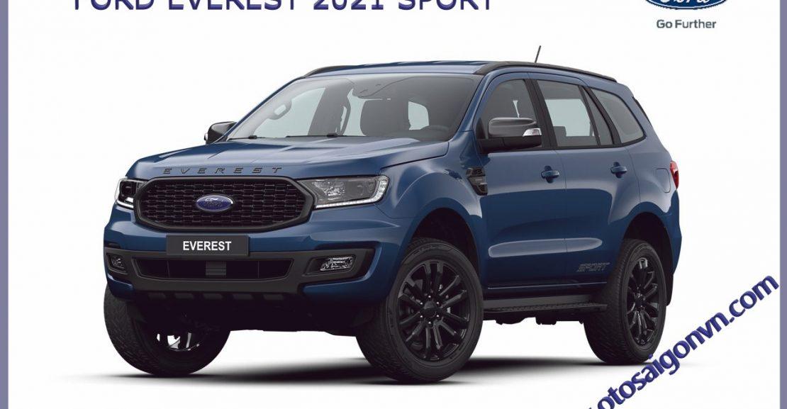 Ford everest 2020 mới, giá bán Everest 6 phiên bản lăn bánh mới nhất 6