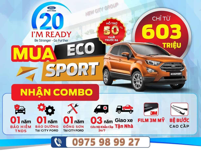 Ford Ecosport 2021 mới 32