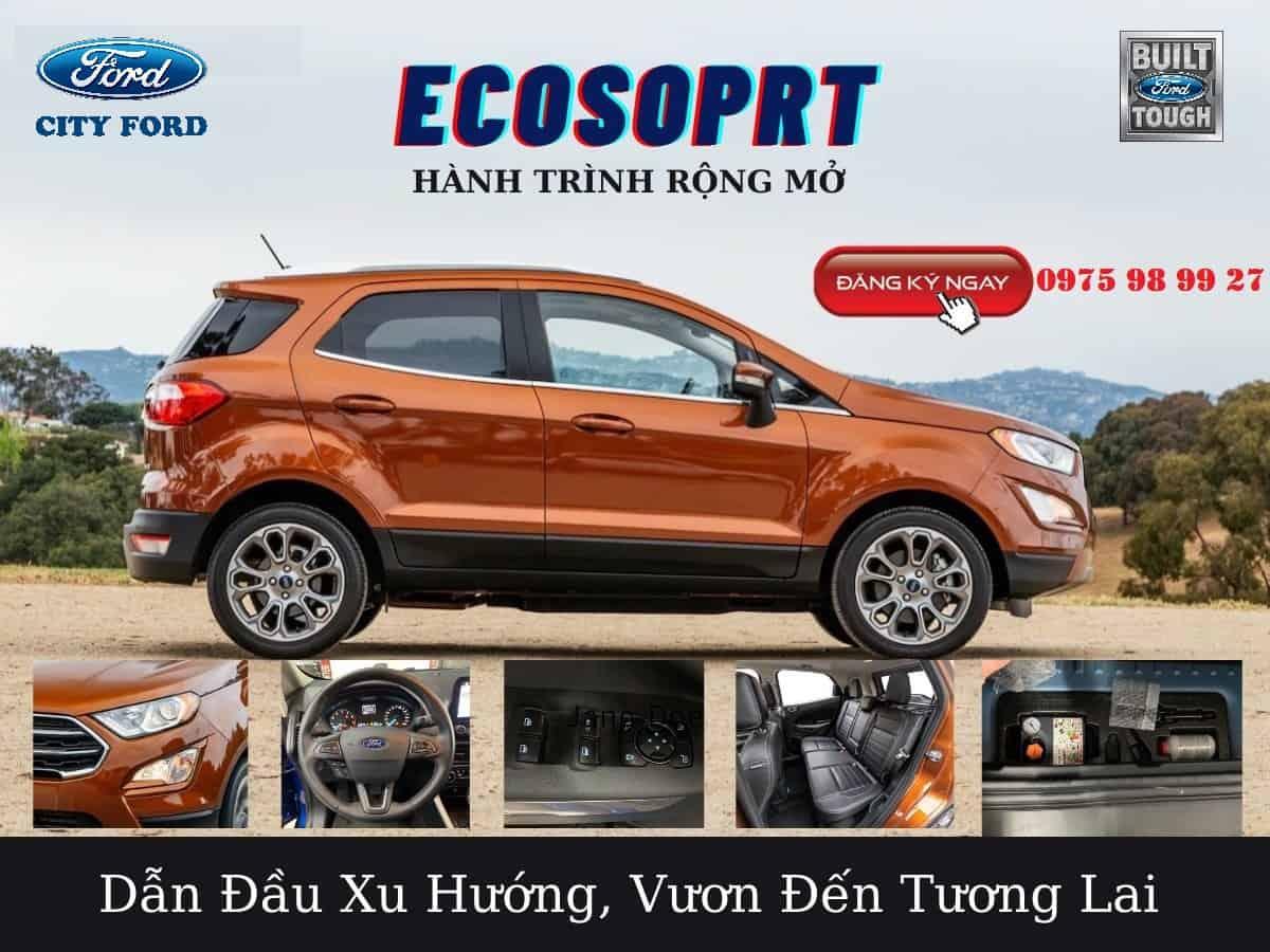Ford Ecosport 2021 mới 34