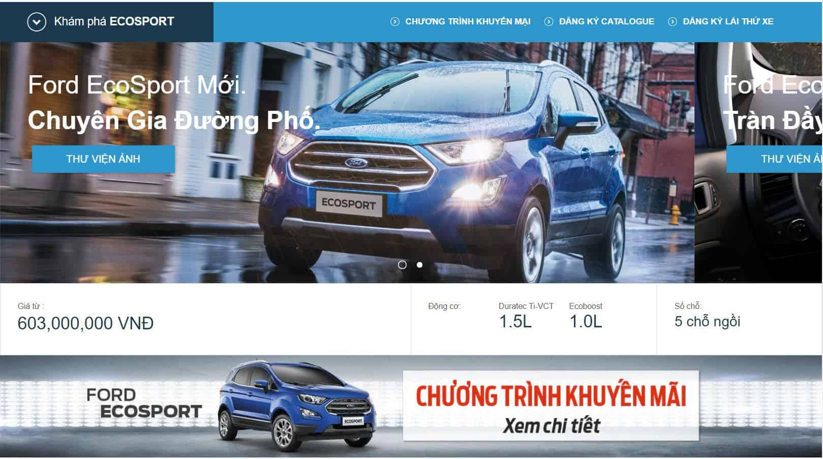 Ford Ecosport 2021 mới 31