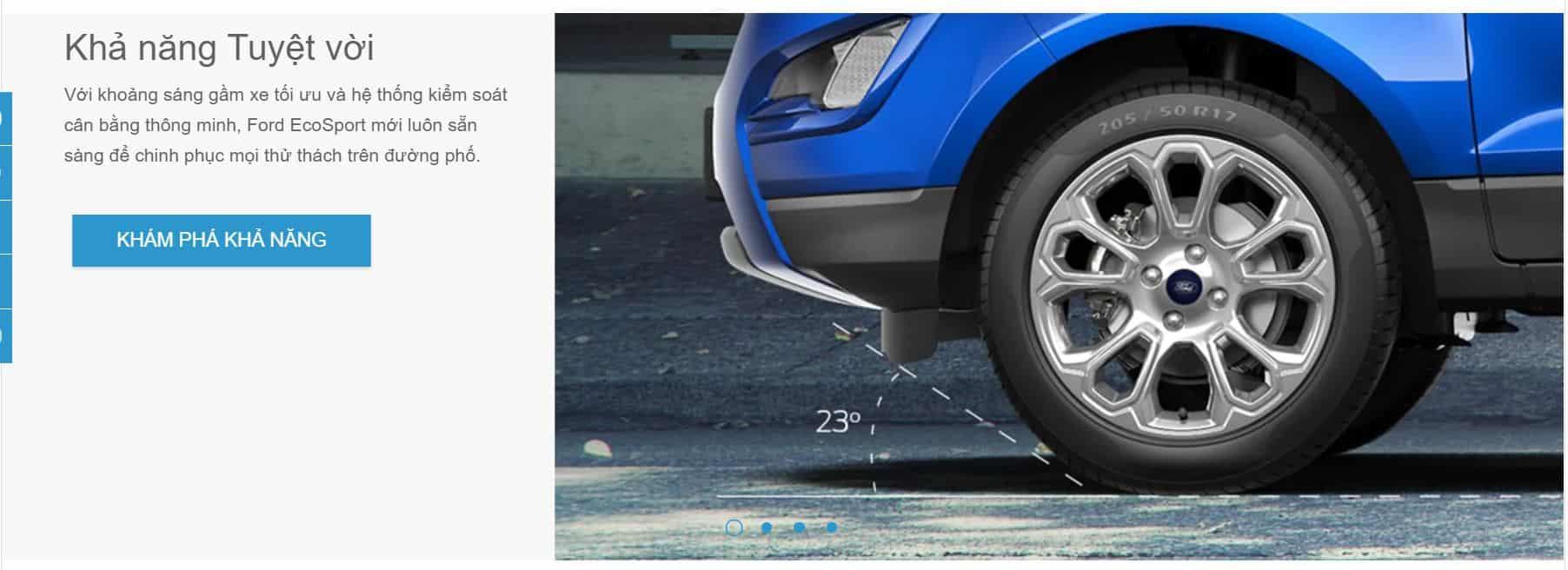 Ford Ecosport 2021 mới 43
