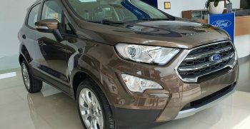 Ford Ecosport 2021 mới 1