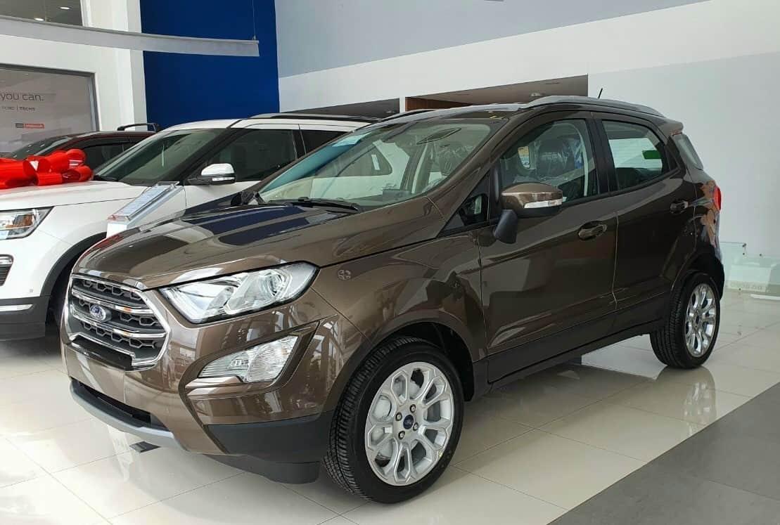 Ford Ecosport 2021 mới 47