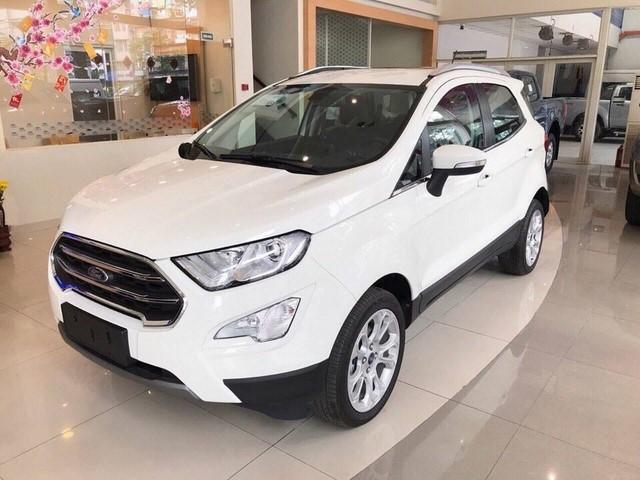 Xe Ford Ecosport 5 chỗ 2021 giá tốt nhất 1