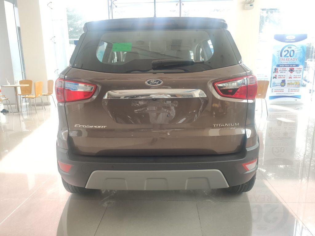 Ford Ecosport 2021 8