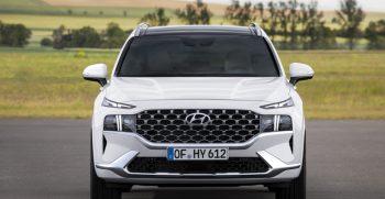 Hyundai santafe 2021, Giá xe santafe 2021 bao nhiêu ? 1